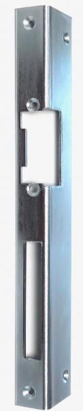 FFSBL62BV Winkelschließblech f.Türöffner effeff links 25x35x250