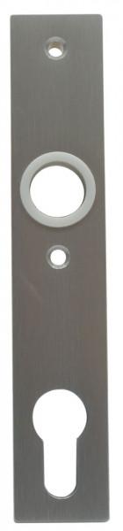 ED131701 Kurzschild 72 mm PZ ALU F1 10 x 30 x 161mm