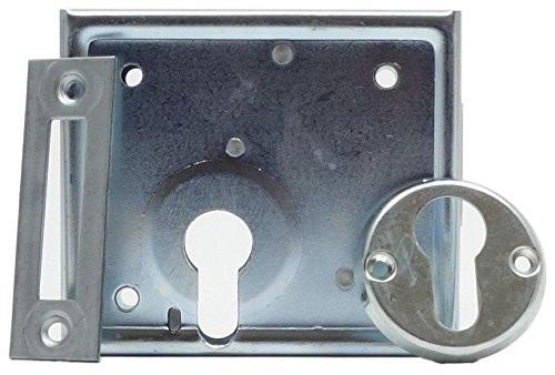 Universal 150P Kasten Aufschraubschloss PZ