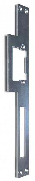 ZBSBF2525045FFR Flachschließblech mit Lappen fürTüröffner rechts