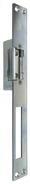 ZBSBF25250FF17P-V Flachschließblech &Türöffner ohne Entriegelung link rechts