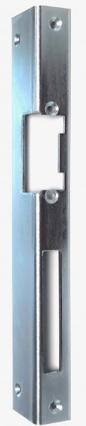 FFSBL61BV Winkelschließblech f.Türöffner effeff rechts 25x35x250