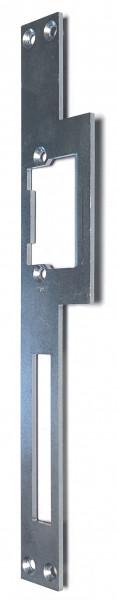 ZBSBF2525045FFL Flachschließblech mit Lappen fürTüröffner links